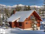 Big Sky Resort, Powder Ridge Red Cloud 4, Exterior, 4