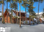 Big Sky Resort, Powder Ridge Red Cloud 4, Exterior, 5