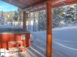 Big Sky Resort, Powder Ridge Red Cloud 4, Private Hot Tub, 1