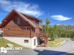 Big Sky Resort, Powder Ridge Red Cloud 4, Exterior, 8