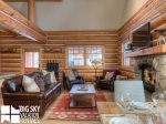 Big Sky Resort, Powder Ridge Red Cloud 4, Living, 3