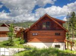 Big Sky Resort, Powder Ridge Red Cloud 4, Exterior, 12