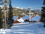 Big Sky Resort, Powder Ridge Red Cloud 4, Ski Access, 5