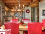Big Sky Resort, Moonlight Mountain Home 7 Shadow Ridge, Dining, 2
