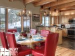 Big Sky Resort, Moonlight Mountain Home 7 Shadow Ridge, Dining, 4