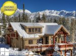 Big Sky Resort, Moonlight Mountain Home 7 Shadow Ridge, Living, 2