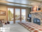 Big Sky Resort, Moonlight Mountain Home 7 Shadow Ridge, Bedroom 1, 1