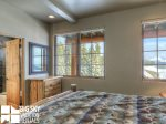 Big Sky Resort, Moonlight Mountain Home 7 Shadow Ridge, Bedroom 2, 1