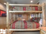 Big Sky Resort, Moonlight Mountain Home 7 Shadow Ridge, Bedroom 3, 1