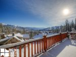 Big Sky Resort, Moonlight Mountain Home 7 Shadow Ridge, Deck, 1
