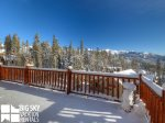 Big Sky Resort, Moonlight Mountain Home 7 Shadow Ridge, Deck, 2