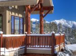 Big Sky Resort, Moonlight Mountain Home 7 Shadow Ridge, Deck, 3