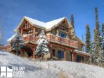Big Sky Resort, Moonlight Mountain Home 7 Shadow Ridge, Exterior, 5