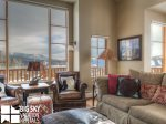 Big Sky Resort, Moonlight Mountain Home 7 Shadow Ridge, Living, 3