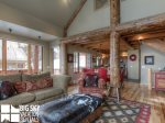 Big Sky Resort, Moonlight Mountain Home 7 Shadow Ridge, Living, 6
