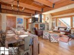 Big Sky Mountain Village, Arrowhead Chalet 1651, Kitchen, 1
