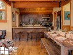 Big Sky Mountain Village, Arrowhead Chalet 1651, Kitchen, 5