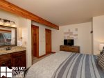 Big Sky Mountain Village, Arrowhead Chalet 1651, Bedroom 2, 2