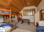 Big Sky Mountain Village, Arrowhead Chalet 1651, Bedroom 4, 1