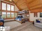 Big Sky Mountain Village, Arrowhead Chalet 1651, Bedroom 4, 2