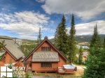 Big Sky Mountain Village, Arrowhead Chalet 1651, Exterior, 4