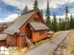 Big Sky Mountain Village, Arrowhead Chalet 1651, Exterior, 6