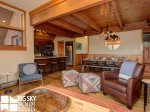 Big Sky Mountain Village, Arrowhead Chalet 1651, Living, 3