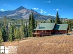 Lodging Big Sky Montana, White Otter Cabin, Exterior, 1