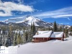 Lodging Big Sky Montana, White Otter Cabin, Exterior, 5