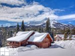 Lodging Big Sky Montana, White Otter Cabin, Private Hot Tub, 1