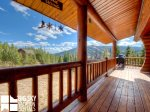 Lodging Big Sky Montana, White Otter Cabin, Exterior, 2