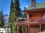 Lodging Big Sky Montana, White Otter Cabin, Exterior, 3