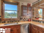Big Sky Resort, Powder Ridge Oglala 2A, Kitchen, 5