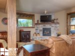 Big Sky Resort, Powder Ridge Oglala 2A, Downstairs Living, 4