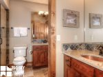 Big Sky Resort, Powder Ridge Oglala 2A, Bedroom 3 Bathroom, 2