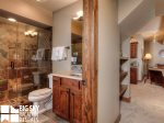 Big Sky Resort, Powder Ridge Oglala 2A, Bedroom 3 Bathroom, 3