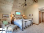 Big Sky Resort, Powder Ridge Oglala 2A, Bedroom 4, 1