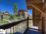 Big Sky Resort, Powder Ridge Oglala 2A, Bedroom 4 View, 2