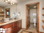 Big Sky Resort, Powder Ridge Oglala 2A, Bedroom 5 Bathroom, 3