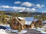 Big Sky Resort, Powder Ridge Oglala 2A, Exterior, 8