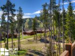 Big Sky Resort, Powder Ridge Oglala 2A, View, 4