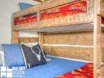 Big Sky Resort, Powder Ridge Oglala 2B, Bedroom 2, 4