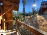 Big Sky Resort, Powder Ridge Oglala 2B, Bedroom 5 Deck, 1