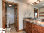 Big Sky Resort, Powder Ridge Oglala 2B, Bedroom 5 Bathroom, 5