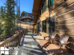 Big Sky Resort, Powder Ridge Oglala 2B, Deck, 5