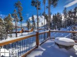 Big Sky Resort, Powder Ridge Oglala 2B, Deck, 7