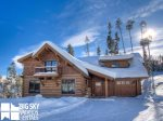 Big Sky Resort, Powder Ridge Oglala 2B, Exterior, 6