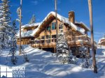 Big Sky Resort, Powder Ridge Oglala 2B, Exterior, 7