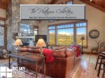 Big Sky Resort, Cowboy Heaven Luxury Suite 6D, Living, 1