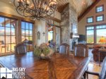 Big Sky Resort, Cowboy Heaven Luxury Suite 6D, Living, 6